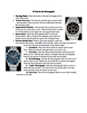 10 Uses for the Chronograph