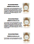 Set Lever Pocket Watches