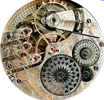 Old Fashioned Watch Repair