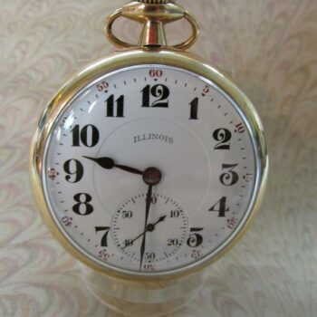 Reconditioned Pocket Watches