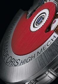 Oris Red Rotor