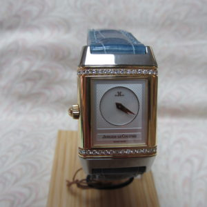2000s Reconditioned Modern Jaeger LeCoultre Reverso Duetto