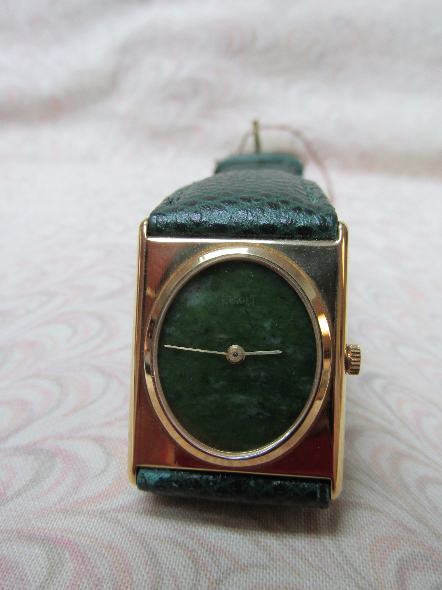 1969 Reconditioned Piaget Tank Ovale
