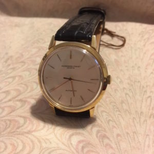 1963 Reconditioned Audemars Piguet Automatic Wristwatch