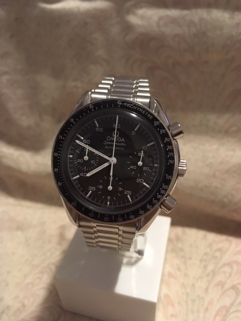 1998 Reconditioned Omega Speedmaster Chronograph