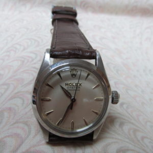 1951 Reconditioned Rolex SpeedKing