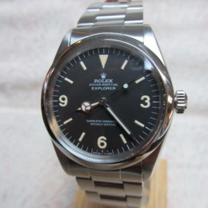 1968 Reconditioned Rolex Explorer