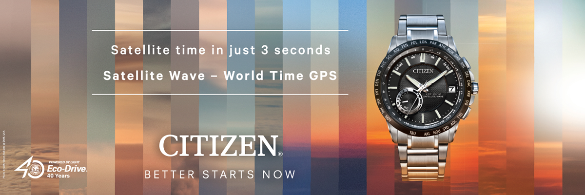 Citizen Watches by Swiss Time, Portland, Maine