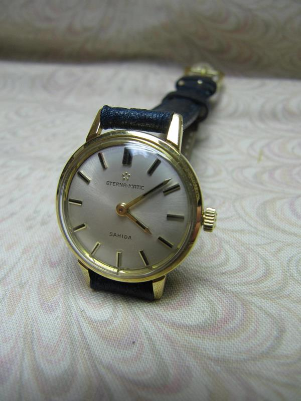 1960s Reconditioned Eterna-Matic