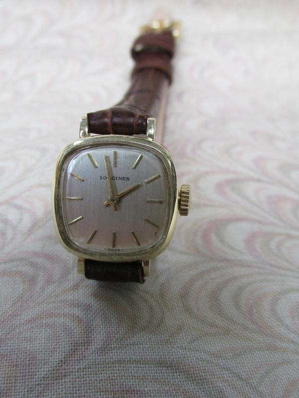 1960s Reconditioned Longines