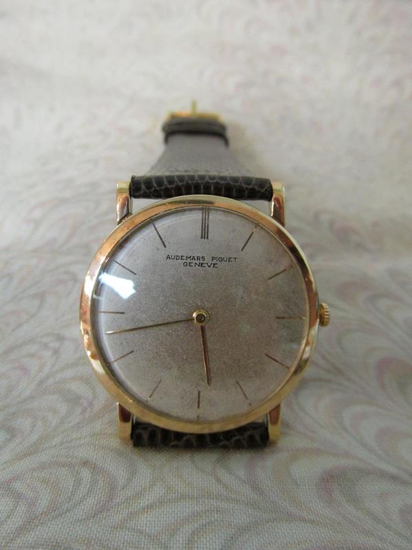 1960s Reconditioned Audemars Piguet