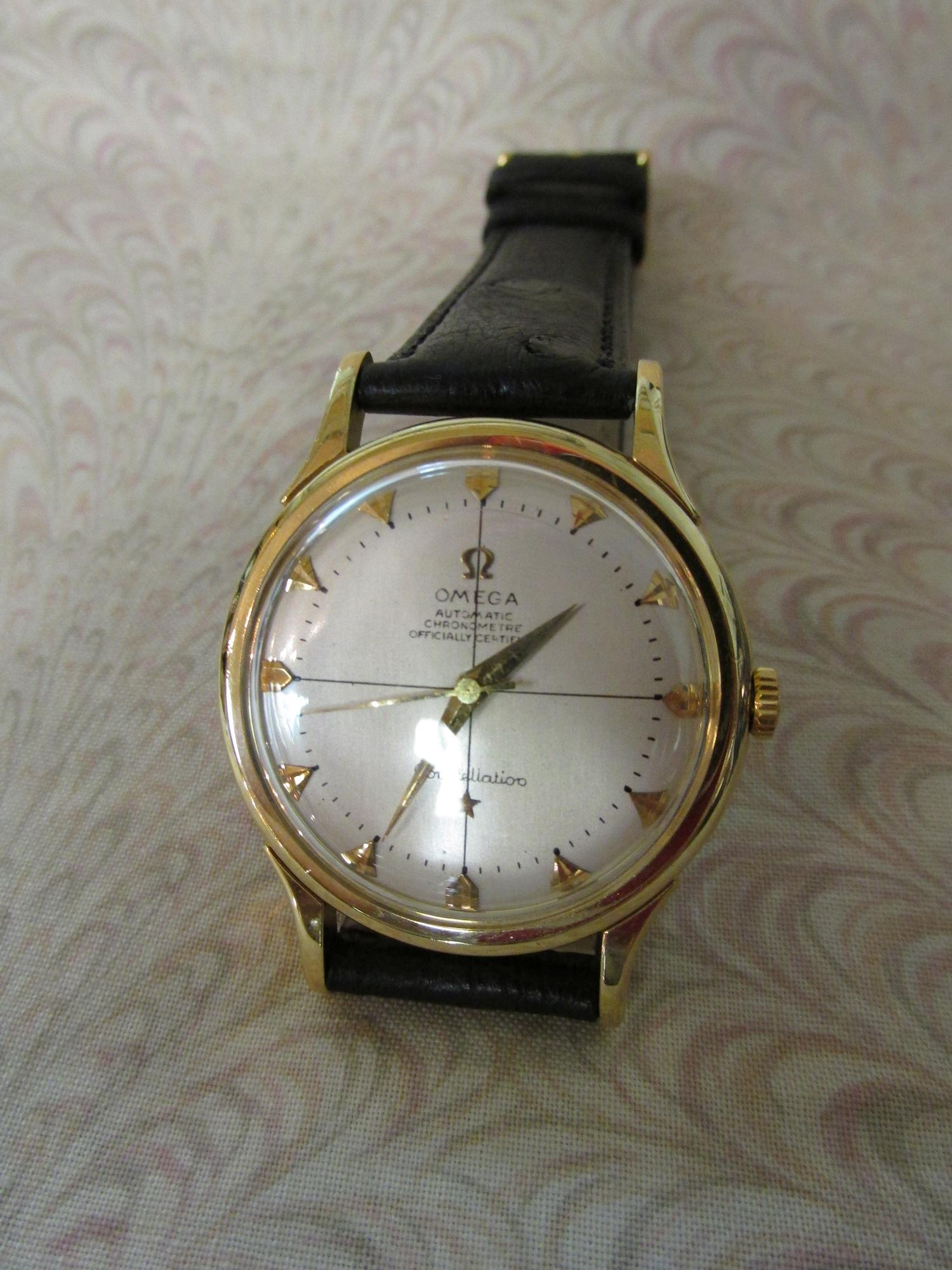 1952 Reconditioned Omega Constellation