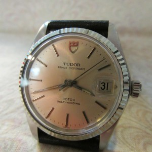 1981 Tudor Oyster Prince Date Automatic