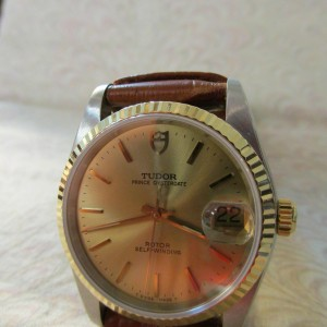 1996 Tudor Prince Oyster Date Automatic