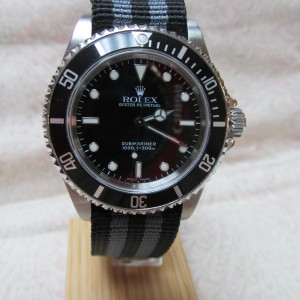 1999 Rolex Submariner Oyster Perpetual Automatic